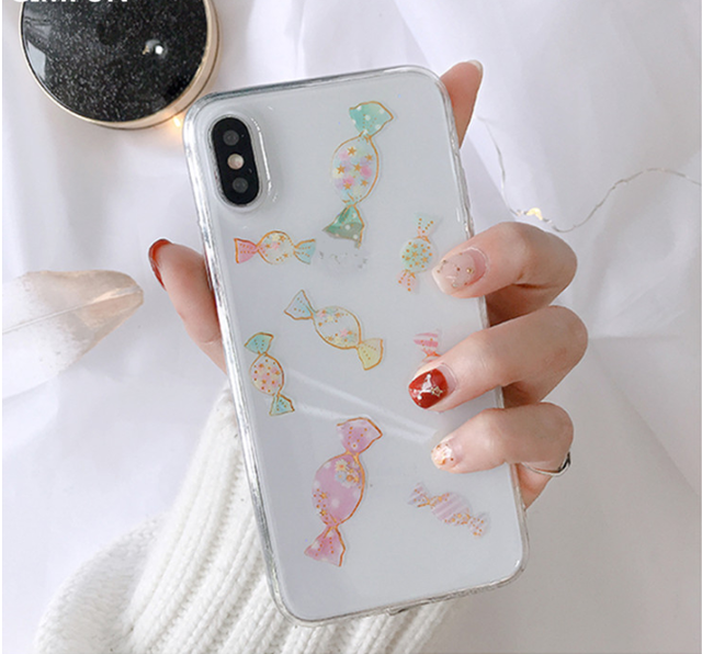 【オーダー商品】Candy iphone case