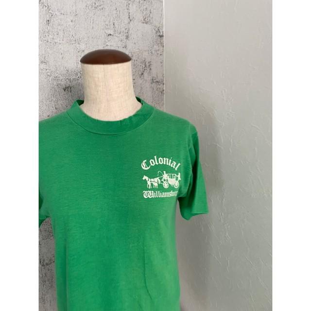 70-80s GREEN TEE