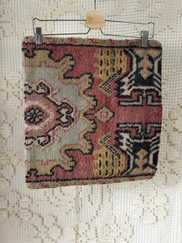 Vintage Re-make Cushion Cover (A)