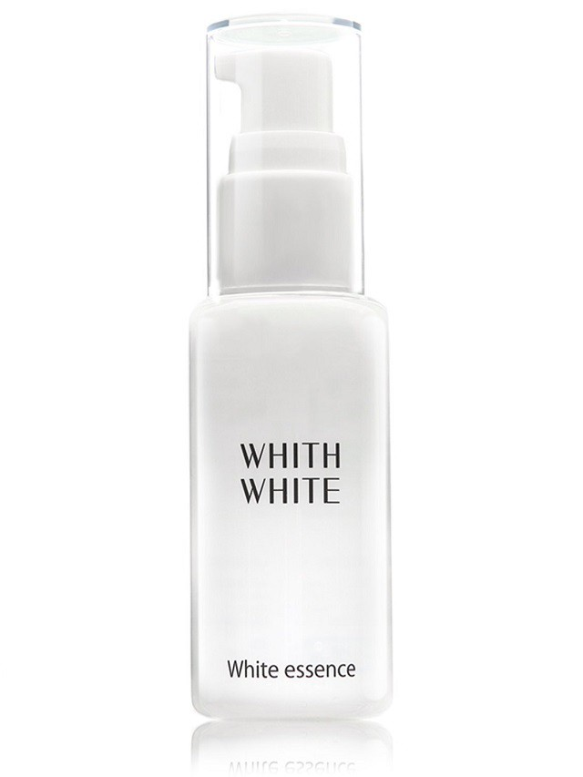 WHITH WHITE 美白 美容液