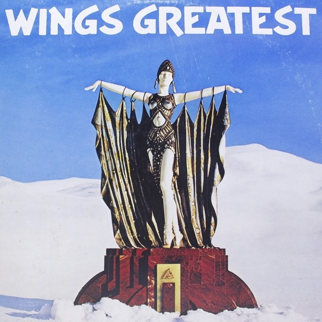 Wings / Wings Greatest [EPS-81150] - メイン画像