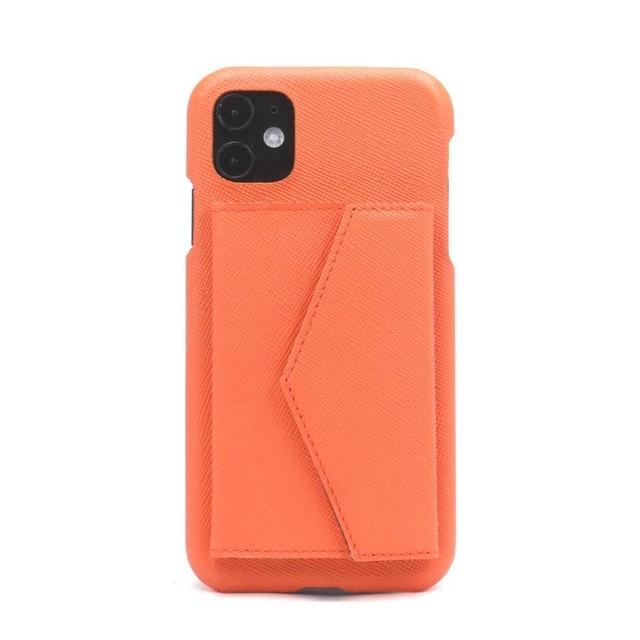 【オレンジ】  iPhone / Galaxy / Xperia /  Googlepixel / Huawei