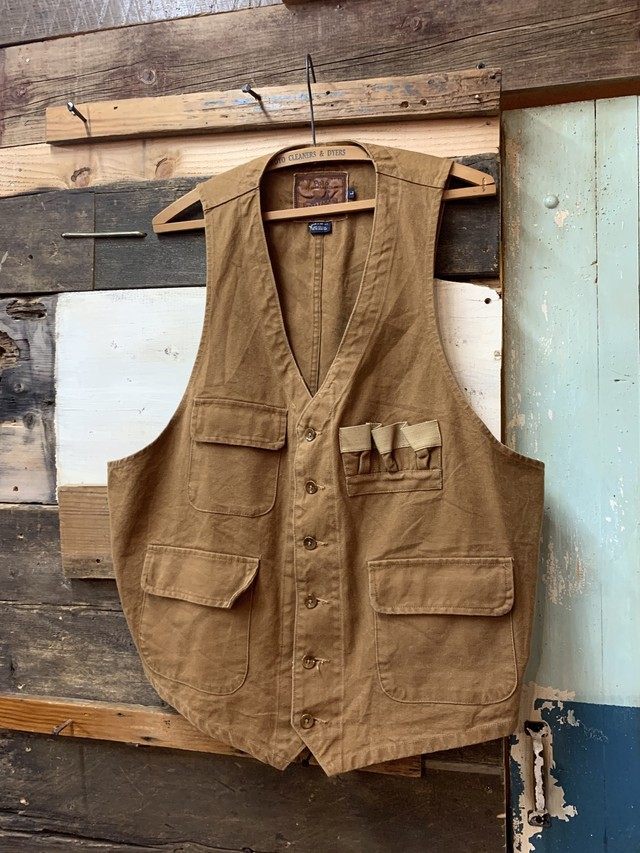 90's POLO SPORTSMAN HUNTING VEST