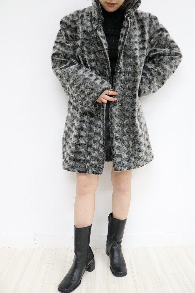 design fur coat / OU11290106