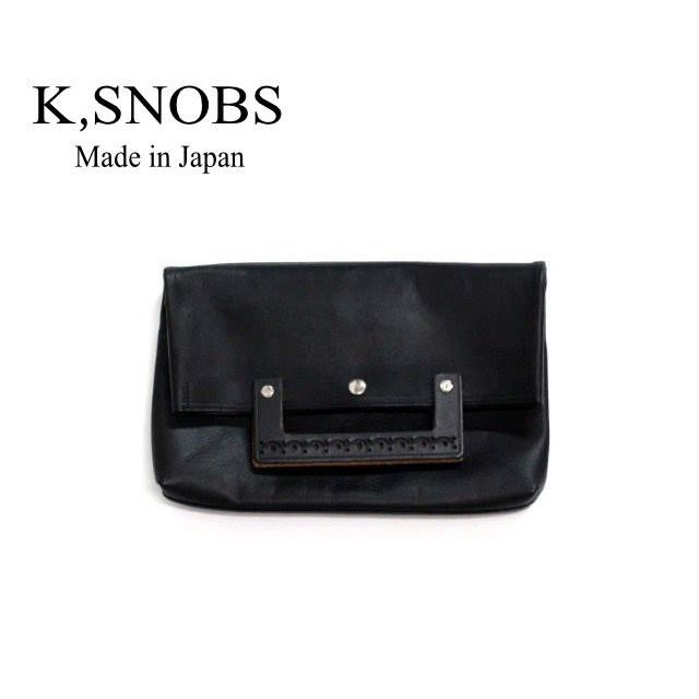 Handle Clutch Small 【K,SNOBS】