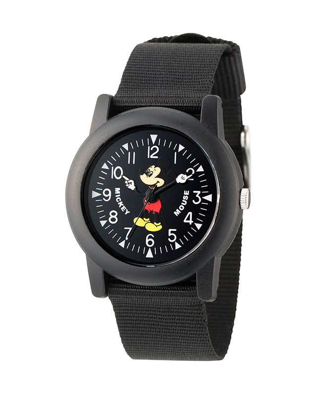Disney TAPE WATCH MLY-BLK