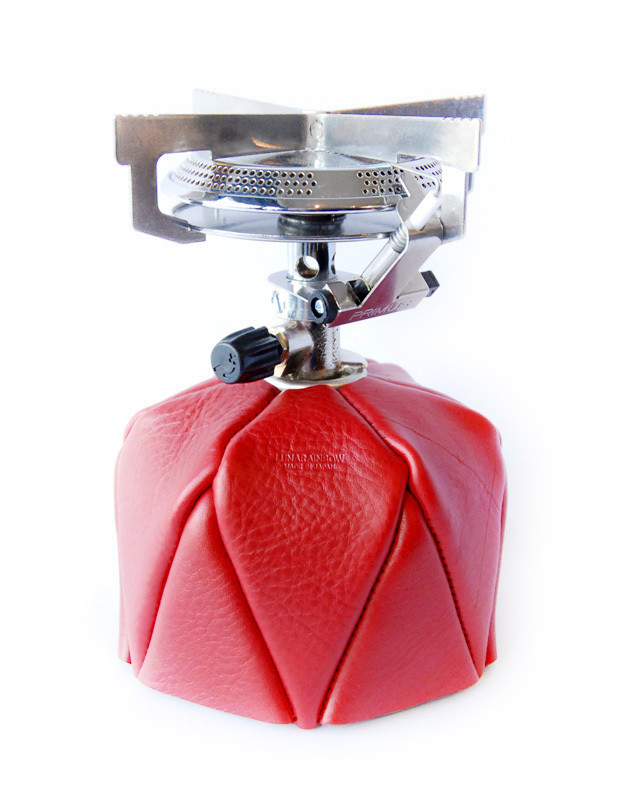Leather Dome 250 Papabero(Red)