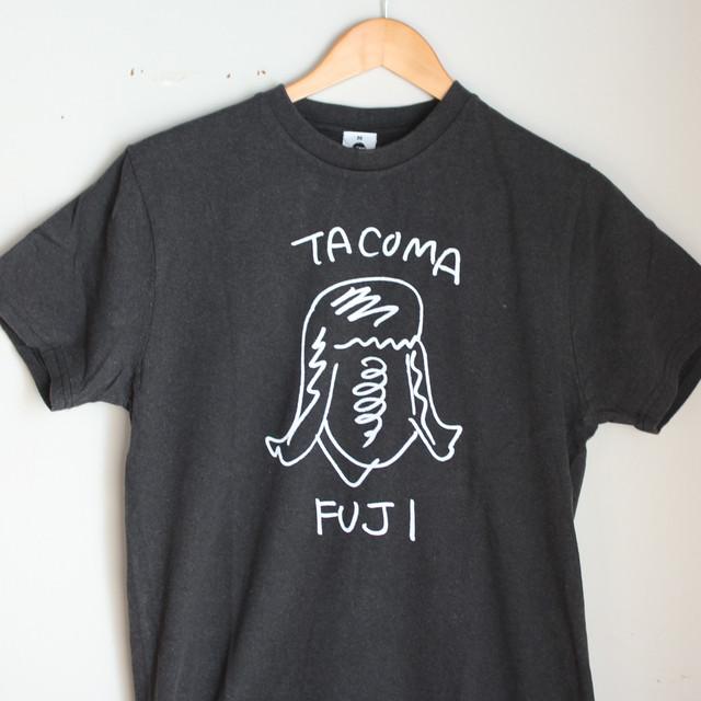 【TACOMA FUJI RECORDS】タコマ姉さん (designed by Ken Kagami)