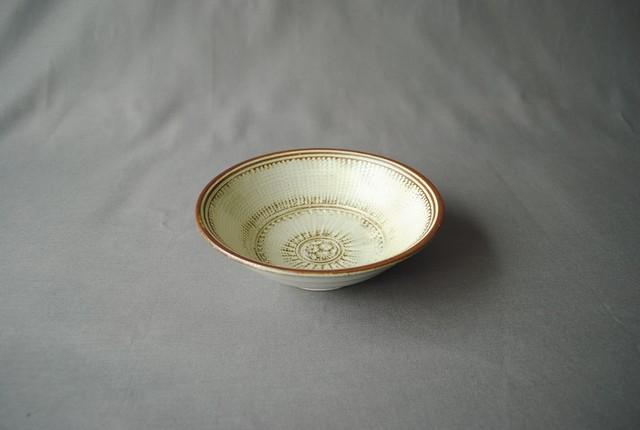 ■陶工房里一  : 三島手鉢 小