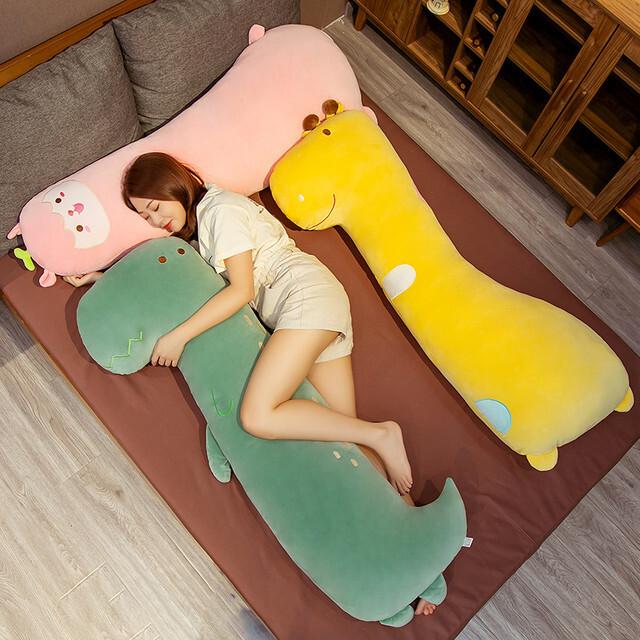 【アクセサリー】140cm 数量限定 可愛いデザイン クッション 寝室 ベッド 枕クッション50120905