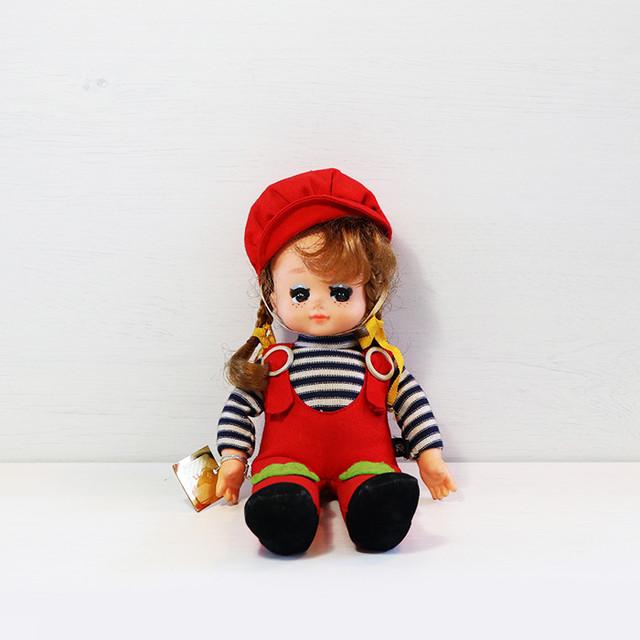 【R-157】オオイケ ビッキーちゃん そばかす人形