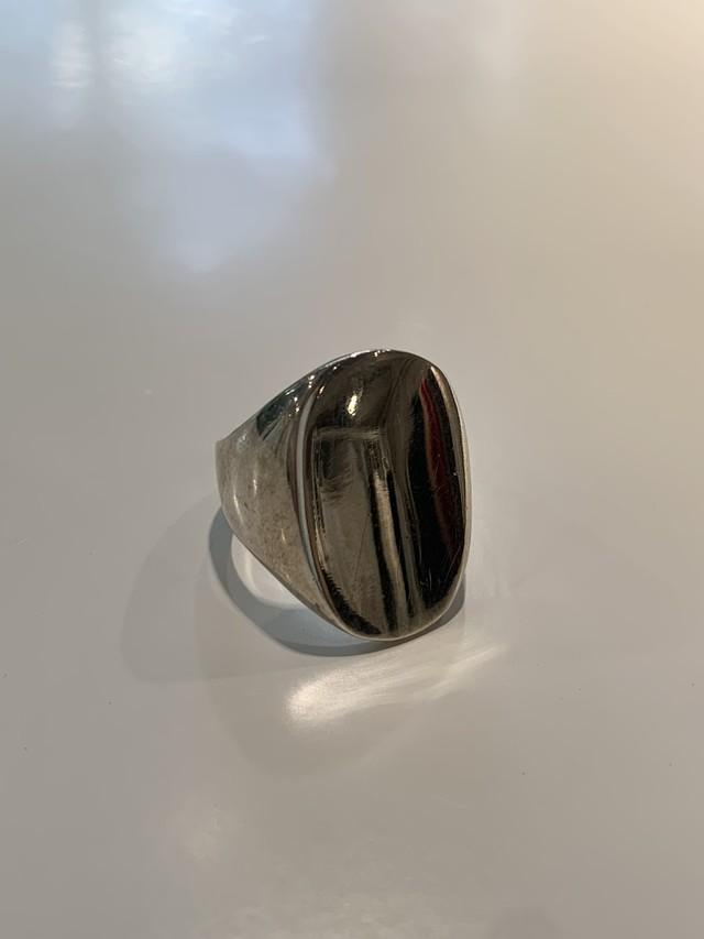 ring silver925 11号