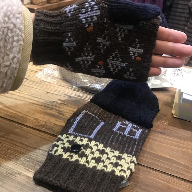 お家の手袋