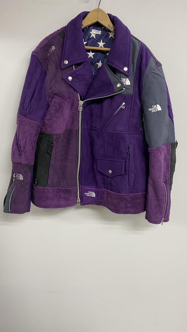OLDPARK / OVERSIZED RIDERS JACKET(OUTDOOR,Mサイズ)
