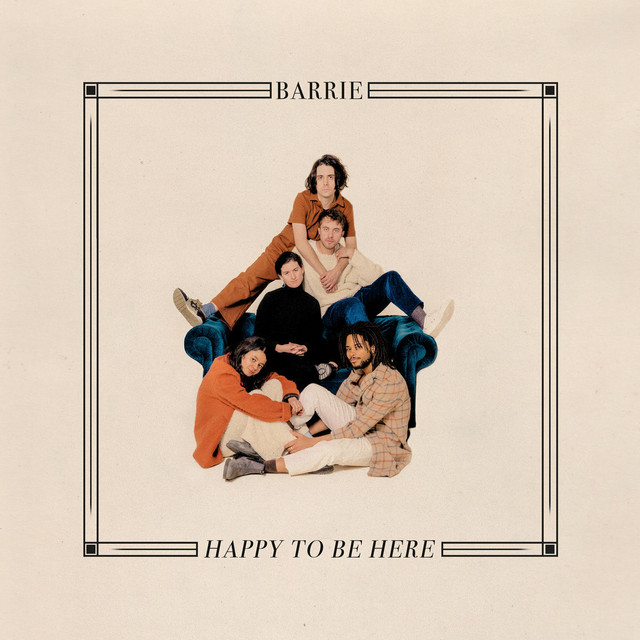 Barrie / Happy To Be Here(Cassette)