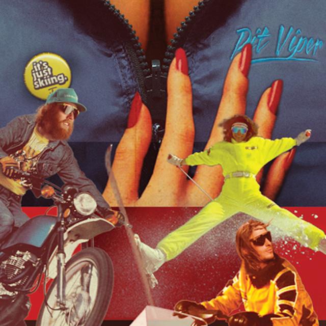 """【予約販売】J skis - THE ALLPLAY """"FULL TURBO"""" Pit Viper コラボ"""