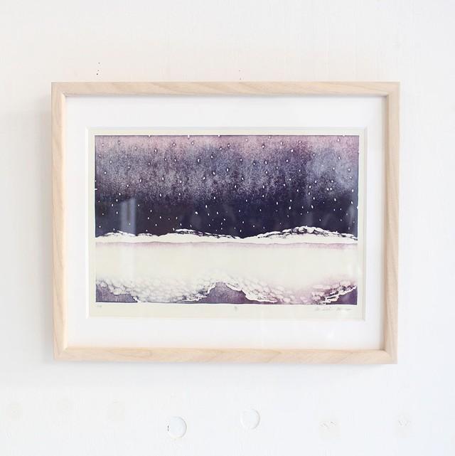 Keiko Saito「冬」