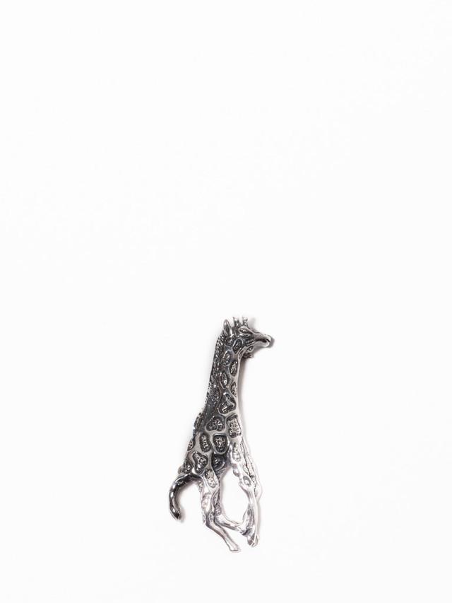Giraffe Pin Brooch / Mexico