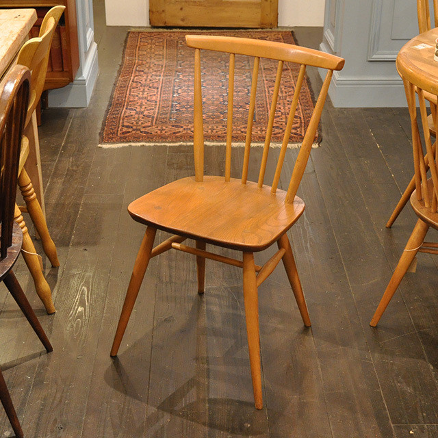 Ercol Bow Top Chair  / アーコール ボウトップ チェア / 1904-0054
