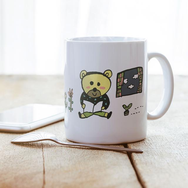 クマさん マグカップ