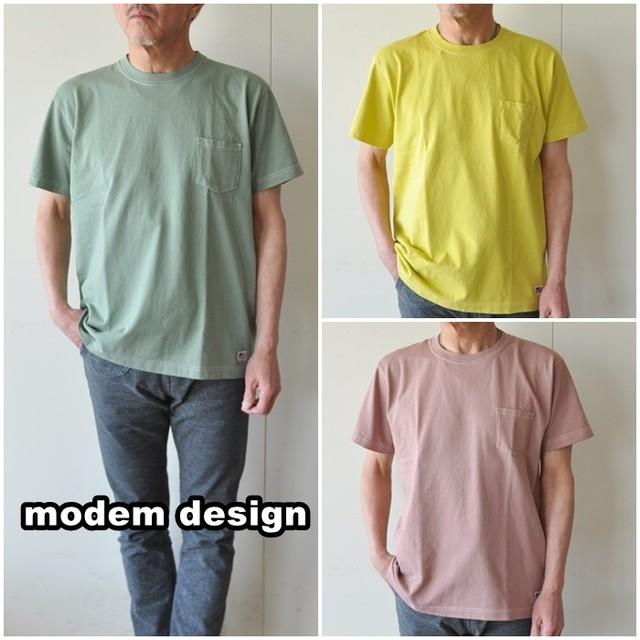 modemdesign モデムデザイン 半袖Tシャツ カットソー メンズ tシャツ S-1D