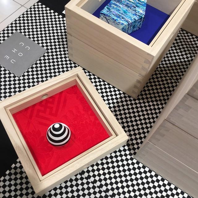 桐の箱庭 COUCHE -クーシュ- 六寸サイズ 二ノ段 [ VIVIDEEP ]