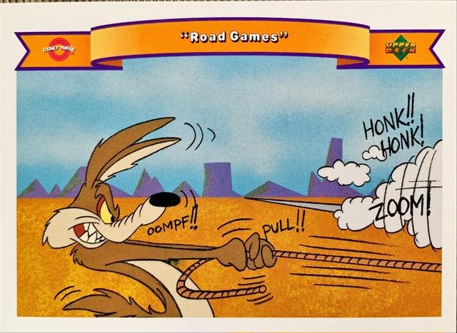 MLBカード 92UPPERDECK Looney Tunes #28