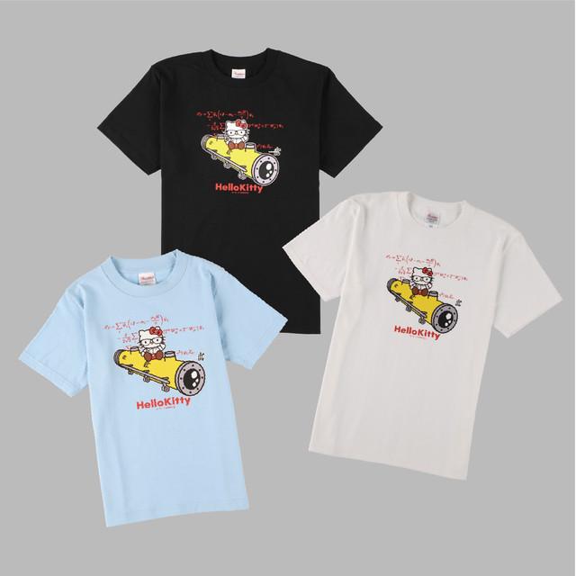 Science X Hello Kitty ILC Tシャツ T-shirt