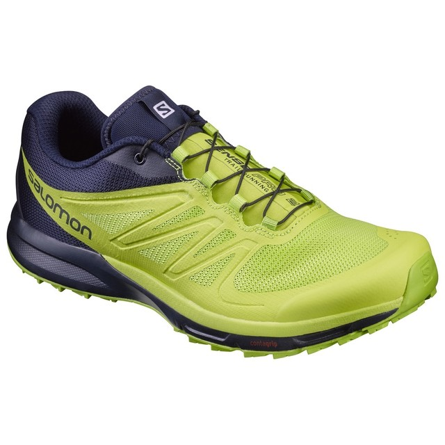 20%OFF【セール】SALOMON(サロモン)SENSE PRO 2 NAVY BLAZER/LIME PUNCH /LIME GREEN(L39250400)