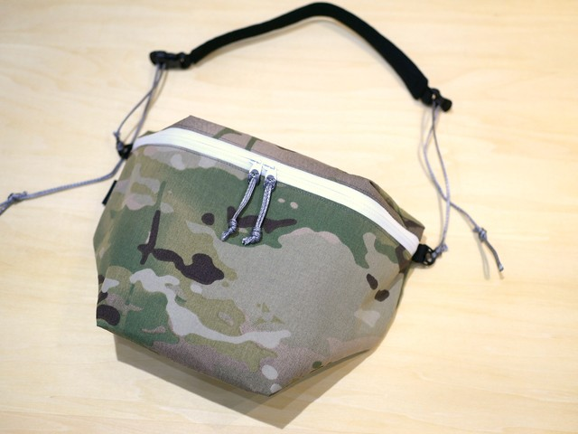 WANDERLUST EQUIPMENT / KAMPALA PACK(CAMO×WHITE)
