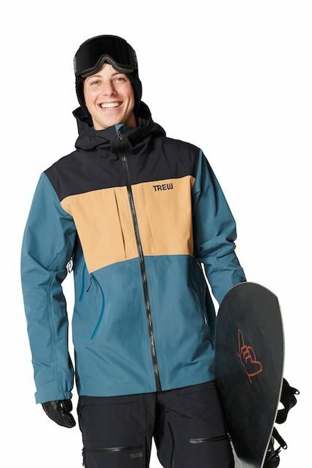 【新入荷】TREW - COSMICジャケット