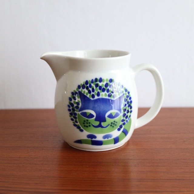 [SOLD OUT] Arabia / Cat Pitcher KL-1