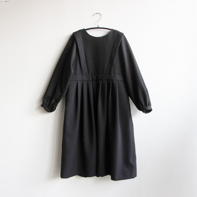 《eLfinFolk 2020SS》ceremony dress / black / 120cm