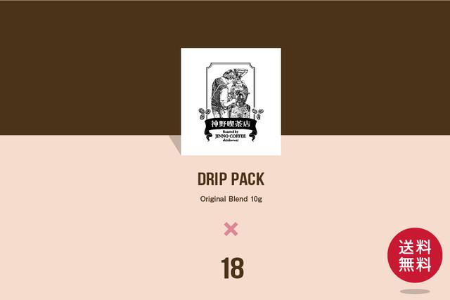 JINNO COFFEE ドリップパック 18袋