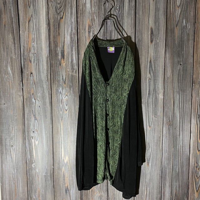 [used]mysterious design haori