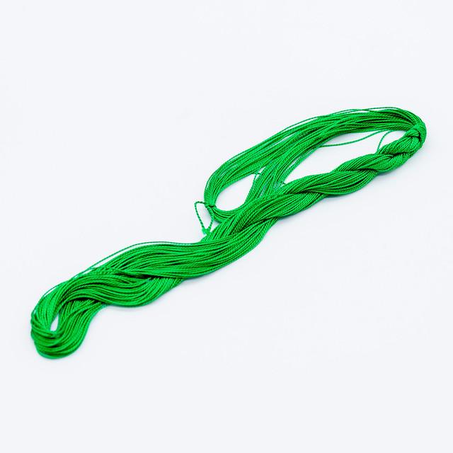 京の七夕さん飾り糸 緑