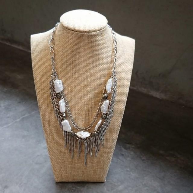 淡水パール Necklace