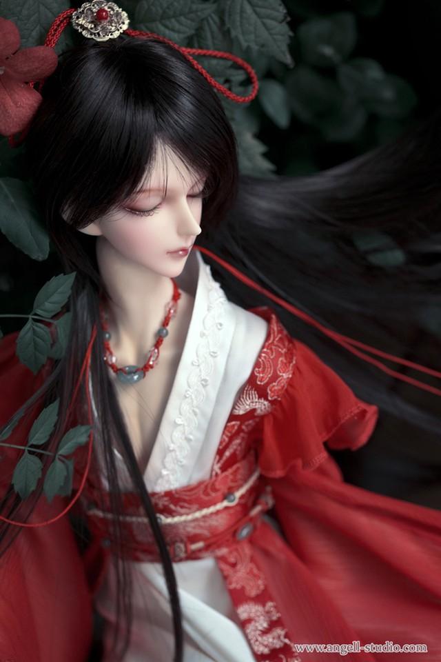 【即納】1/3 Ancient male dress Phoenix 中華古風衣装セット「鳳凰」