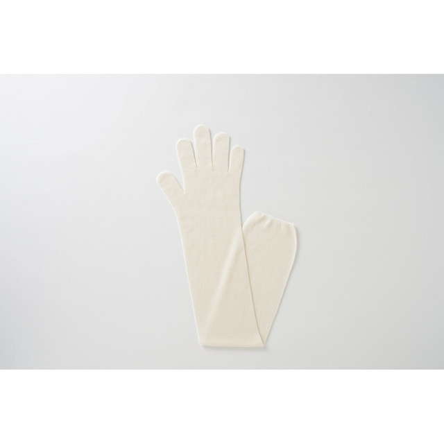 ガーゼロング手袋S・M・L