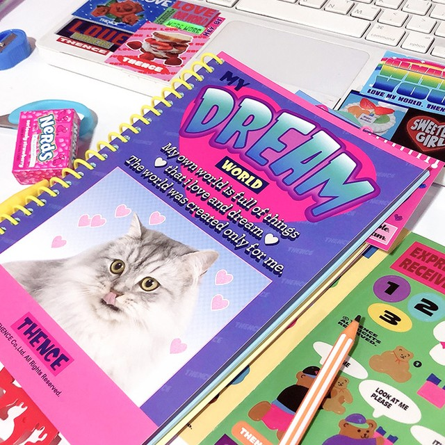 「DREAM」リングノート
