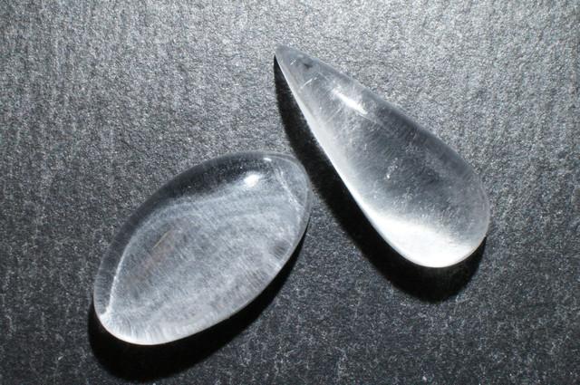 クォーツ(水晶) ルース アメリカ・アーカンソー州産