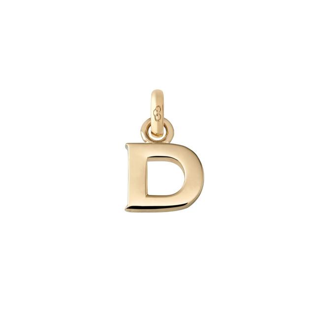 アルファベット D チャーム