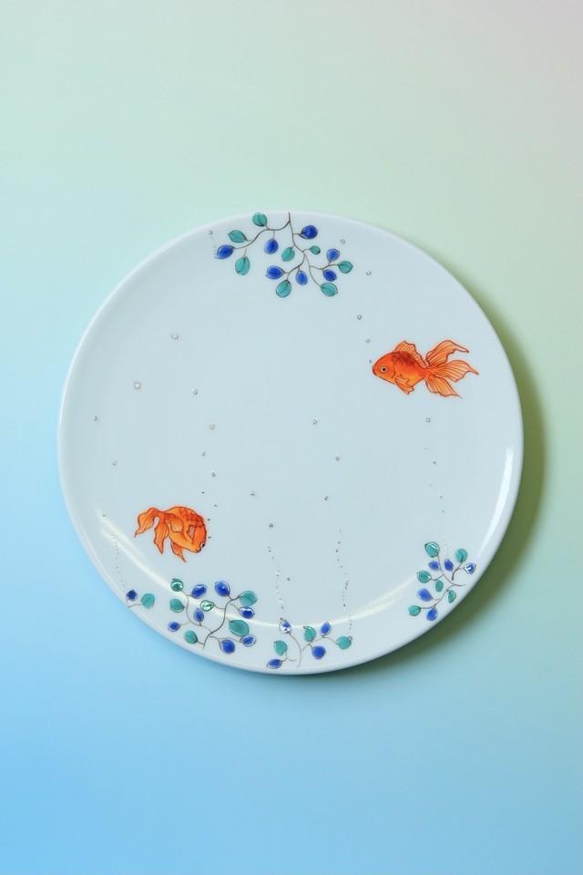Kingyo / cake plate(Φ15cm)