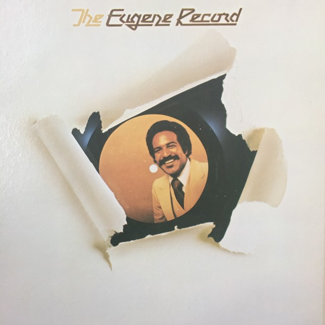 Eugene Record ‎– The Eugene Record