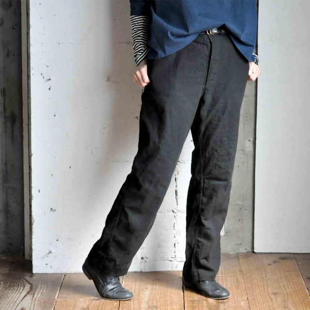 dyed East Germany work pants