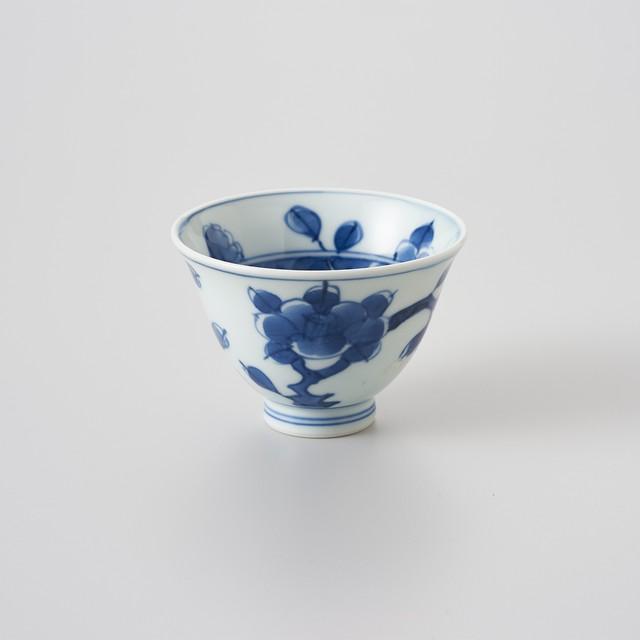 【青花】山茶花 百合型仙茶