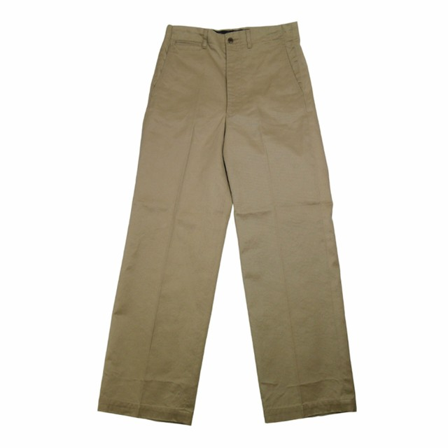 """""""Ronnie"""" Wide Chino Pants 【OR GLORY】"""