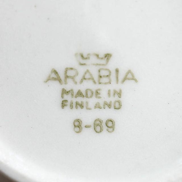 ARABIA アラビア Rio リオ シュガーボウル 北欧ヴィンテージ