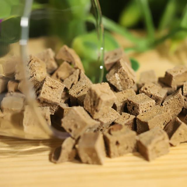 チョコレート風ソイグルトキューブ(ポケトリ)