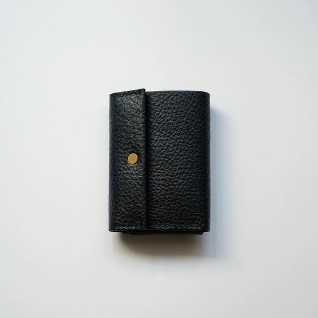 roll wallet - bk - vacchetta